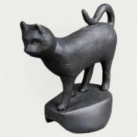 Keramický doplnok k strešnej krytine Röben Mačka